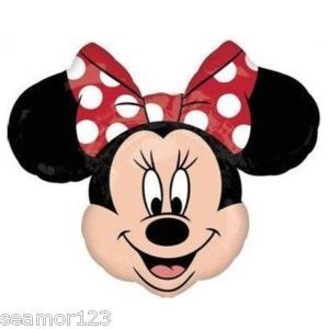 Minnie Mouse Super Shape
