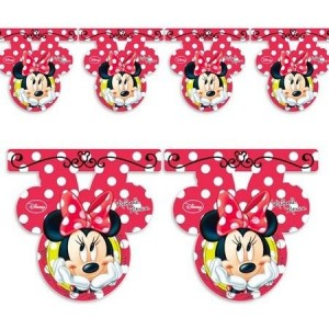 Minnie Fashion Bayrak Afiş