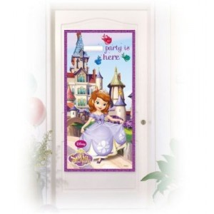 Sofia The First Kapı Afişi