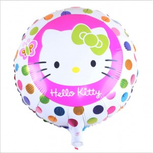 Hello Kitty Folyo balon 18'