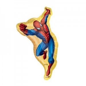 Spiderman SuperShape Folyo Balon