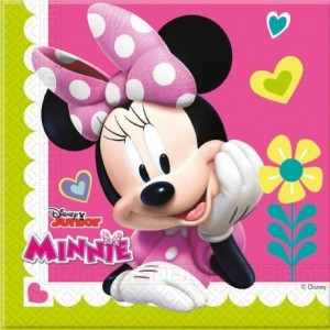 Minnie Mouse Junior 20 li Kağıt Peçete