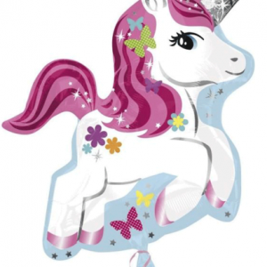 Unicorn Supershape Folyo Balon