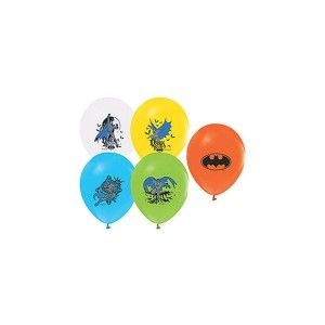 Batman Baskılı Latex Balon