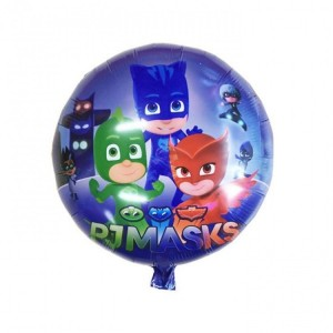 Pj masks Partisi Folyo Balon