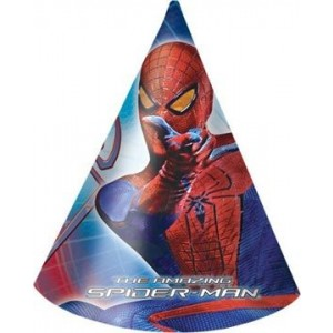 Amazing Spiderman Parti Şapkası