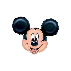Mickey Mouse Super Shape