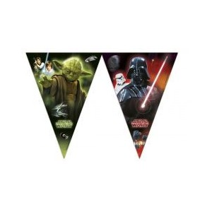 Star Wars Bayrak Set