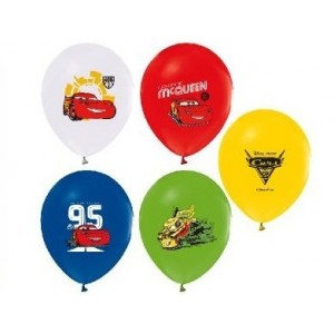 Cars 6 lı Latex Balon