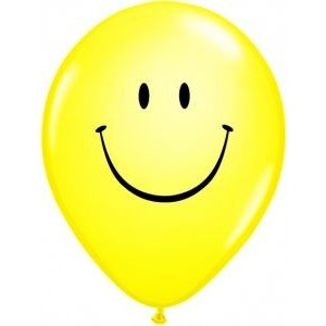 Emoji 10 Adet Latex Balon